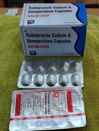 Rabeprazole Sodium And Domperidone Sr Capsules (Nrab-Dsr)