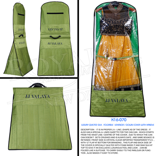 Lehenga/ Gown Covers