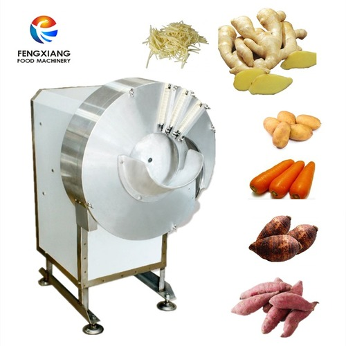 Ginger Slicing And Shred Cutting Machine
