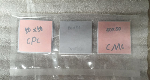 Microelectronics Packaging Materials (Cuw,Mocu,Cmc,Cpc)