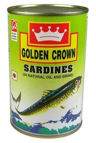 Sardine Fish In Brine