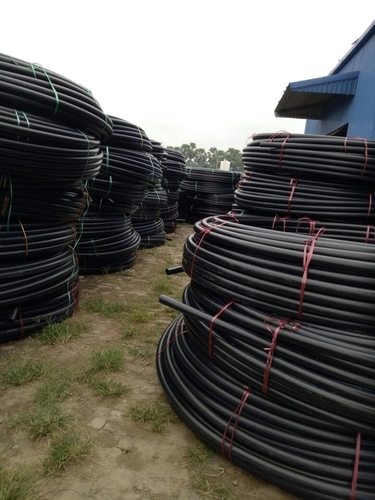 Hdpe Roll Pipe Conforming Isi