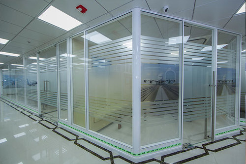 Highly Durable Aluminium Partition