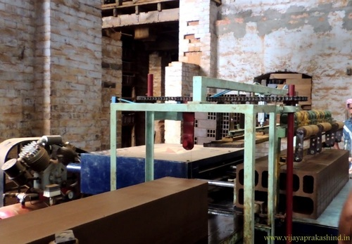 Fully Automatic Multi Clay Brick Cutting Machine