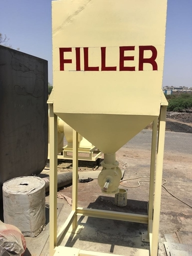Lime Filler Unit