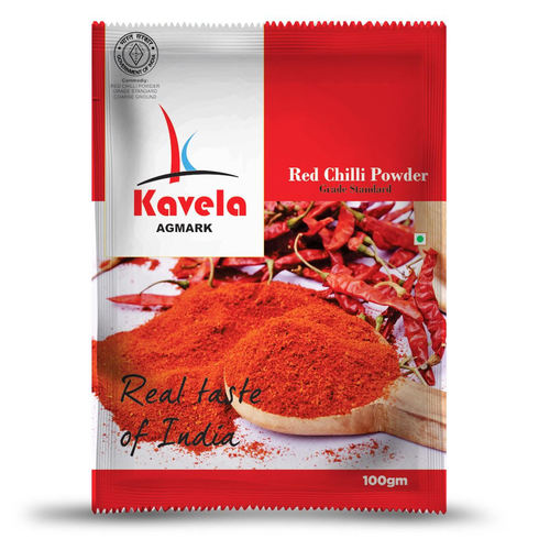 Fresh Red Chilli Powder