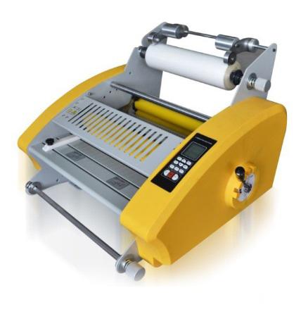 Digital Silicon Roller Lamination Machine