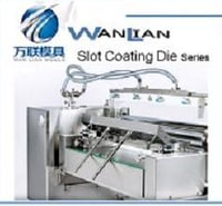 2000 mm PP/PS/PE/CPP/CPE/PP/PS Film Coating Slot Die Extrusion Mould