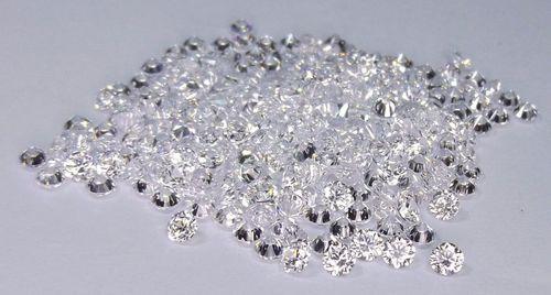 Full White Natural Diamonds