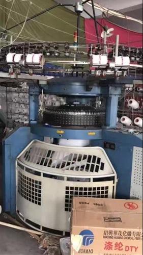 Used Single & Double Jersey Circular Knitting Machine