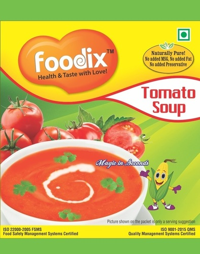 Instant Tomato Soup Mix Powder