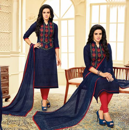 Ladies Long Salwar Suits