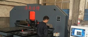 metal Punching Machine for steel plate