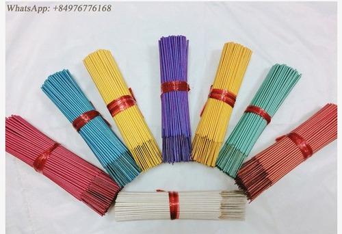 Metallic Color Agarbatti Sticks