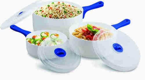 Micro Edge Cooking Pot Set in  Jogeshwari (W)