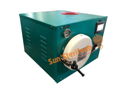 Class B Table Top Flash Autoclave