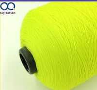 Dyed Elastic Polyester Yarn for Woven Tape