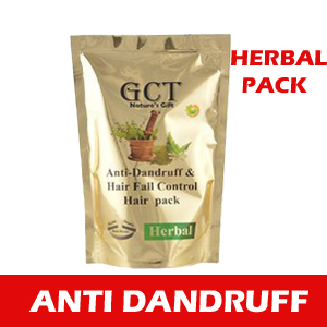 Herbal Anti Dandruff Pack