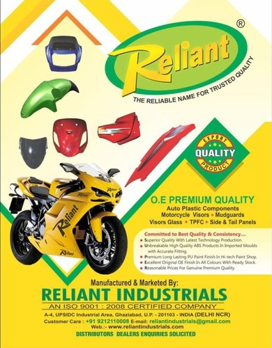 Mudguard For Two Wheeler
