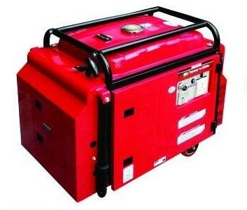 4.5 Kva Silent Portable Generator