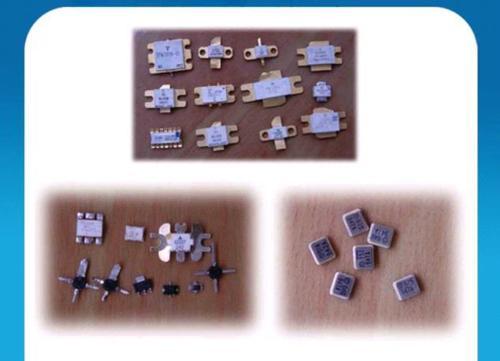 Microwave RF Power Transistors