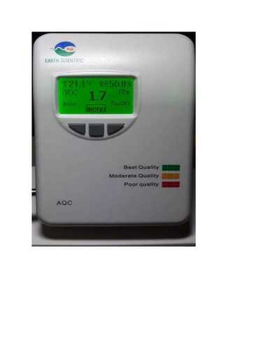 Air Quality Monitor Controller And Alarm