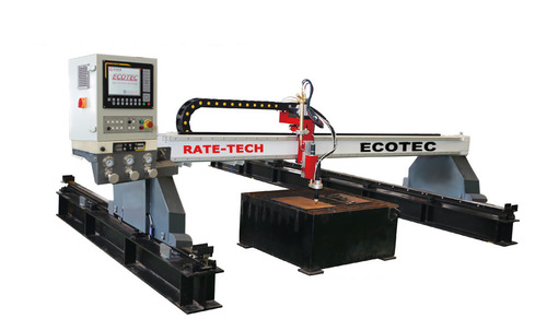 Economical Strengthen Gantry CNC Cutting Machine in Beijing