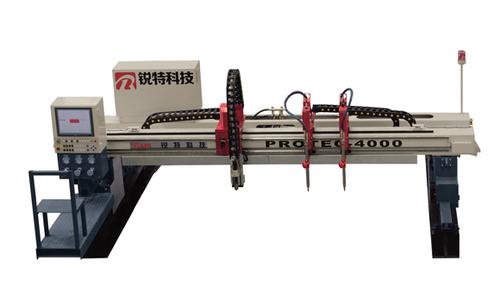 Gantry CNC HD Plasma and Flame Cutting Machine