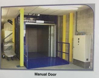 Manual Door in New Delhi, Delhi, India - Omex Elevators Private Limited