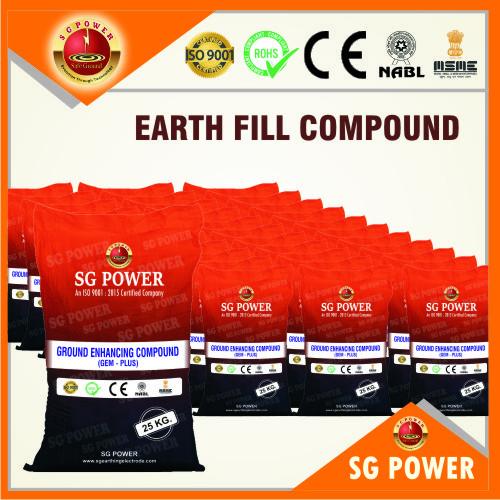 Earth Fill Compound