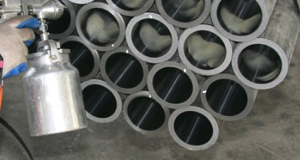 ST52 ISO H8 High Precision Honed Tube