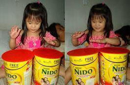 Instant Milk Powder Nestle Nido 24X400G