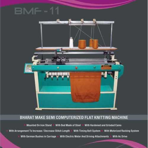 Knitting Machine For Stoles