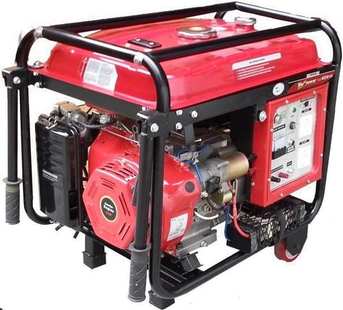 8.5KVA Portable Generator