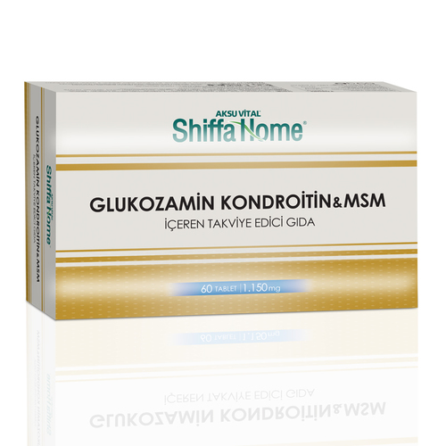 Glucosamine Chondroitin Msm Bromelain Tablets