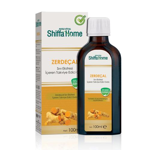 Turmeric Extract (Curcuma Longa) Liquid
