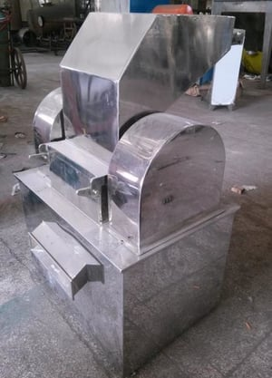 Chilly Grinding Machine