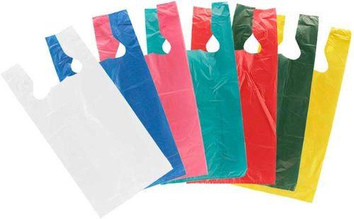 Plastic Carry Bags In Bengaluru, Karnataka - Dealers & Traders