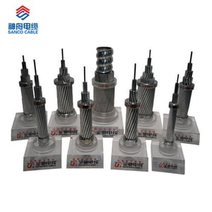 AAC Aluminium Alloy Steel-Reinforced Conductor