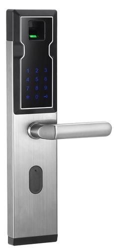 Fingerprint Plus Numeric Password Lock