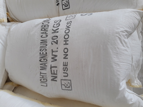 Light Magnesium Carbonate For Phamacutical Products in   Feri Road
