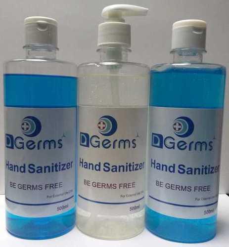 Hand Wash And Sanitizer Liquid