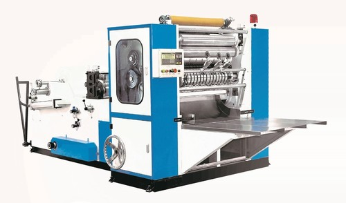 Paper Hand Towel Making Machine Capacity: 1500-2000 Sheets/Min Cubic Centimeter (Cm3)
