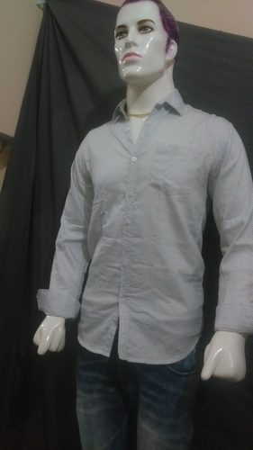 Cotton Shirt in  Model Town