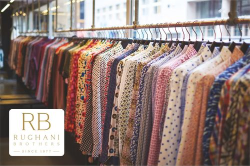 Yarn Dyed Check Premium Quality Shirting Fabrics