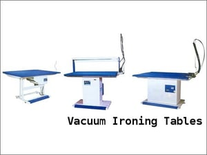 Steam Ironing Table