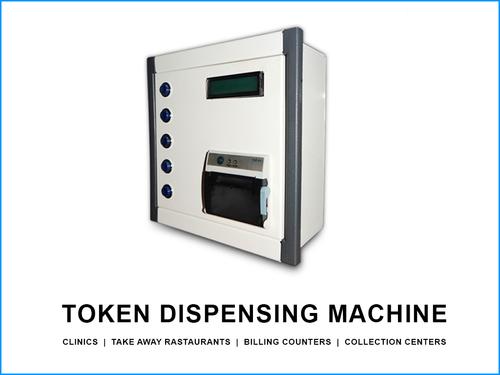 Precise Token Dispenser