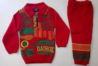 be5d0c8b6 Woolen Baby Suit - Jain Parshotam Hosiery