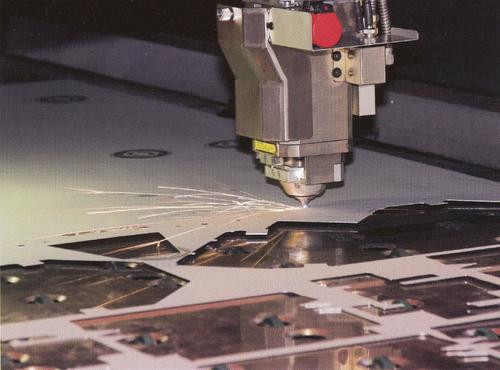 Laser Cutting Job Work