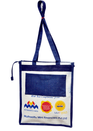 Jute Complementary Bag (Long Handle)